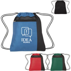 End Zone Drawstring Sports Pack