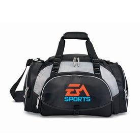 Endzone Sport Bag with Your Slogan