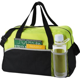 Logo The Energy Duffel Bag