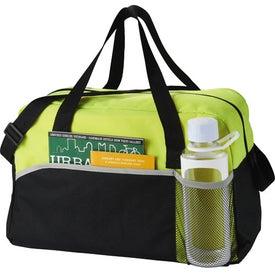 Logo The Energy Duffel Bag