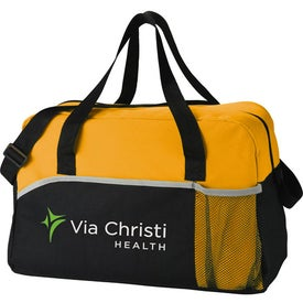 The Energy Duffel Bag for Marketing