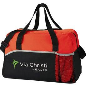 Branded The Energy Duffel Bag