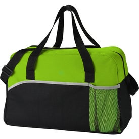Imprinted The Energy Duffel Bag