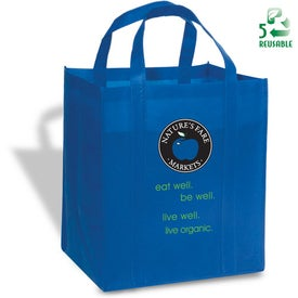 Enviro Shopper Imprinted with Your Logo