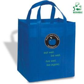 Enviro Shopper Imprinted with Your Logo