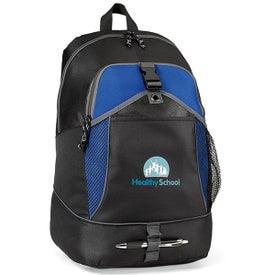 Printed Escapade Backpack