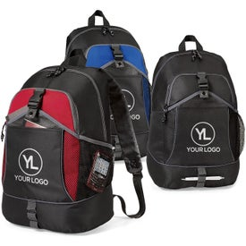 Logo Escapade Backpack