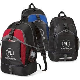 Logo Escapade Backpack