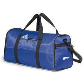 Monogrammed Escape Collapsible Duffel Bag