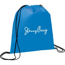 Advertising Evergreen Drawstring Backpack