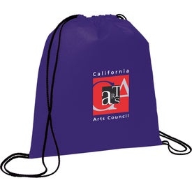 Evergreen Drawstring Backpack for Customization