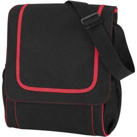 Logo Everyday Compact Carry All Messenger Bag
