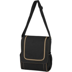 Logo Everyday Compact Carry All Messenger Bag