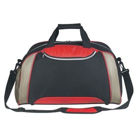Excel Duffel Bag Imprinted with Your Logo