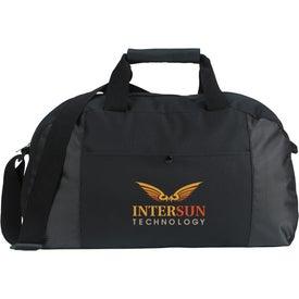Monogrammed Excel Duffel Bags