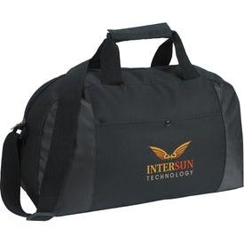 Custom Excel Duffel Bags