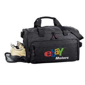 Excel Sport Club Duffel for Advertising