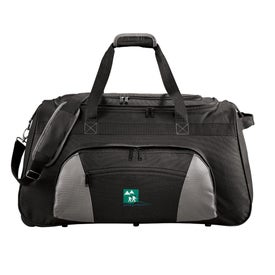 """Excel 26"""" Wheeled Travel Duffel for your School"""