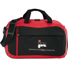 """Excel Sport 18"""" Duffel for Promotion"""
