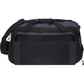 Excursion Duffel Bag Imprinted with Your Logo