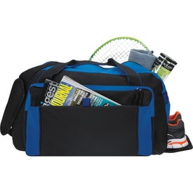 Excursion Duffel Bag for Advertising