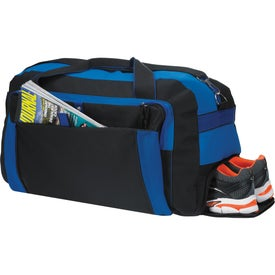 Imprinted Excursion Duffel Bag