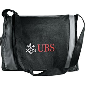 Logo Excursion Saddle Bag