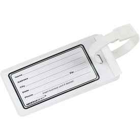Executive Luggage Tag - Bulk for Marketing