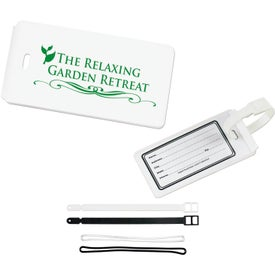 Executive Luggage Tag - Bulk