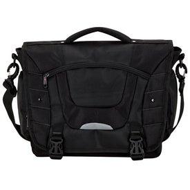 Executive Messenger Bag with Your Slogan