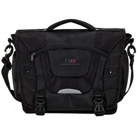 Executive Messenger Bag Imprinted with Your Logo