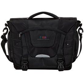 Executive Messenger Bag Imprinted with Your Logo