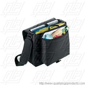 Executive Messenger Lunch Bag with Cooler