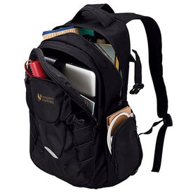 Executive Rolling Backpack for Promotion