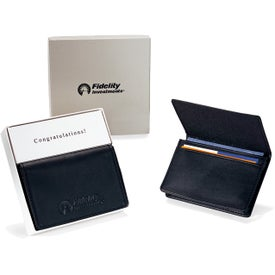 Expandable Business Card Holder for your School