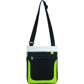 Imprinted Expandable Carry-All Bag