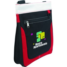 Expandable Carry-All Bag Printed with Your Logo