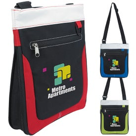 Expandable Carry-All Bag Branded with Your Logo