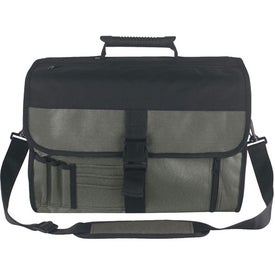 Promotional Expandable Deluxe Briefcase