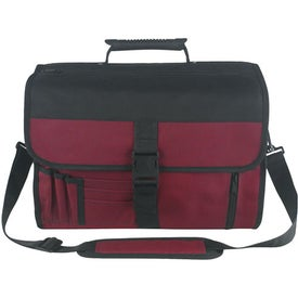 Expandable Deluxe Briefcase for Promotion
