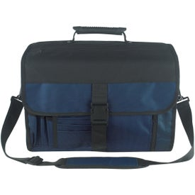 Personalized Expandable Deluxe Briefcase