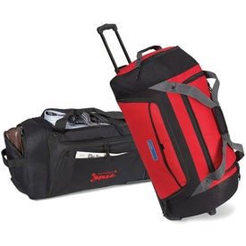 Explorer Large Wheeled Duffel
