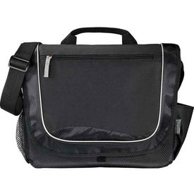 Branded Explorer Messenger Bag