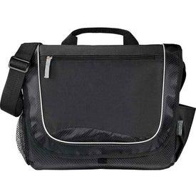Branded Explorer Messenger Bag