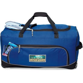 Express Wheeled Duffel Bag with Your Logo