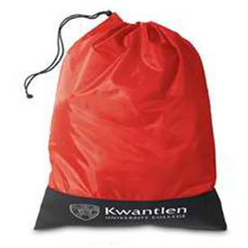 Extra Large Laundry Stuff Bag for Advertising