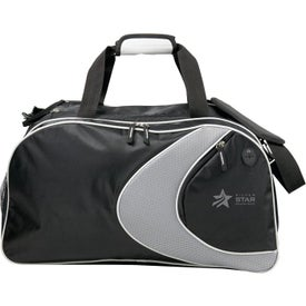 Branded Extreme Sports Duffel