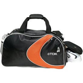 Imprinted Extreme Sports Duffel