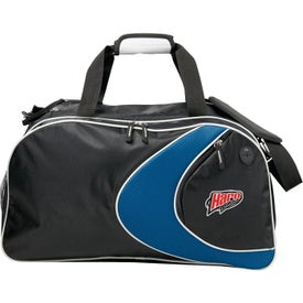 Extreme Sports Duffel Printed with Your Logo