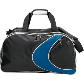Printed Extreme Sports Duffel